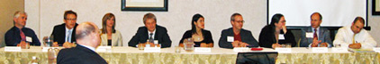 Experts Panel at the 2008 QFD Symposium