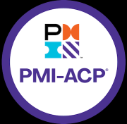 PMI Agile Certified Practitioner (PMI-ACP) badge